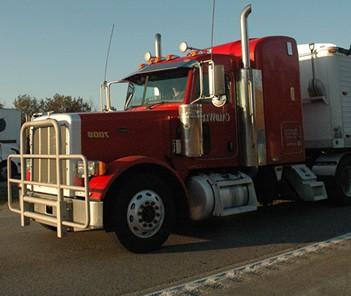 semi truck coverage