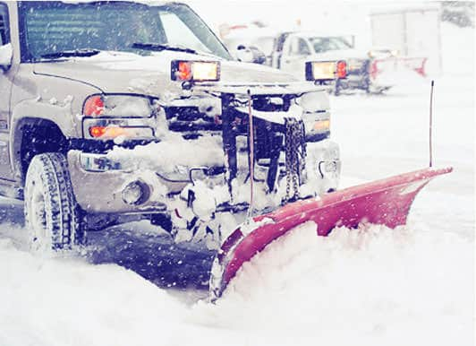snow plowing insurance