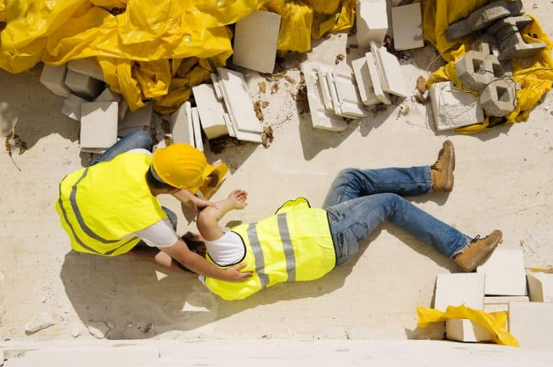 occupational accident insurance