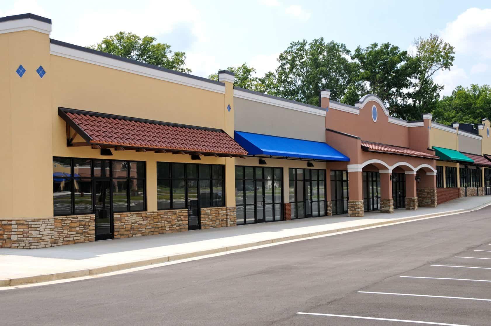 Shopping Center1 1
