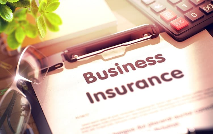 types of bussiness insurances
